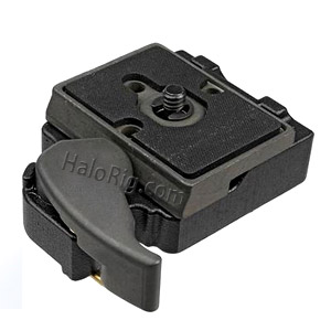 HaloRig Quick release Plate and Adapter